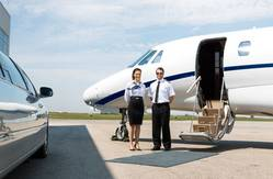 Privatjet Mieten London