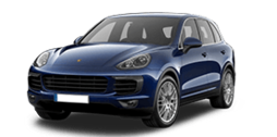 Rent Porsche Cayenne Turbo in Europe