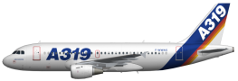 Airbus Jet 318/319 Charter