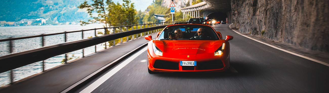 Elite Supercar Tour Monaco