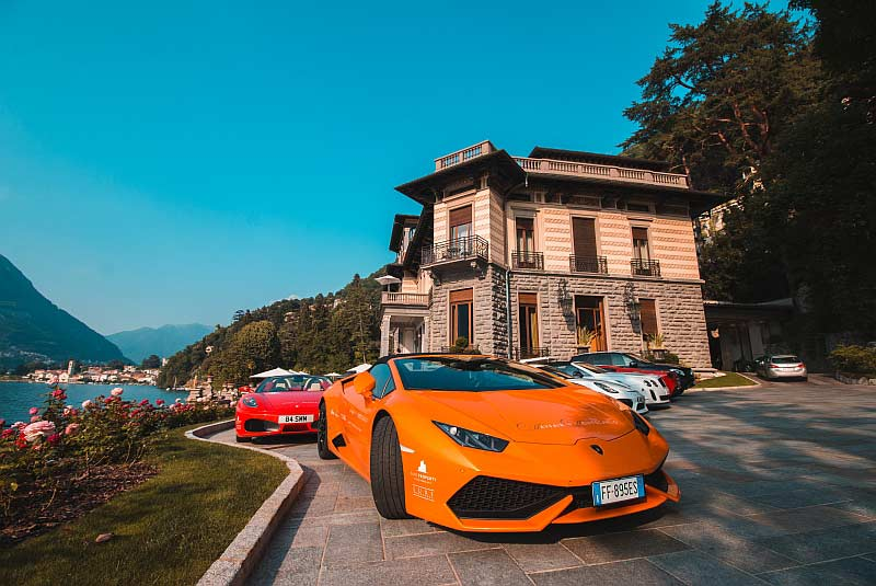 Exclusive GP Lamborghini