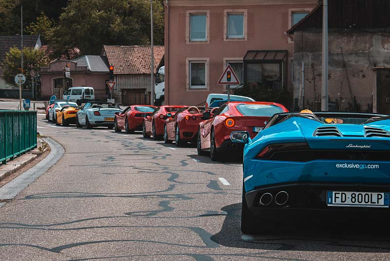 Exclusive GP Sportautotour