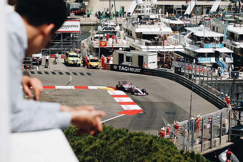 Exclusive GP Grand Prix Monaco