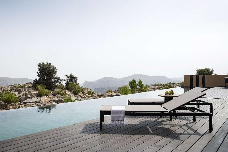 Anantara Al Jabal Al Akhdar Resort Pool