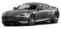 Rent Aston Martin DB9 in Europe