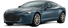 Rent Aston Martine Rapide in Europe