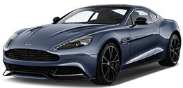 Rent Aston Martin Vanquish in Europe