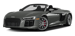 Rent Audi R8 Convertible Dubai