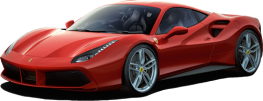 ferrari 488 gtb mieten mit edel stark europa dubai. Black Bedroom Furniture Sets. Home Design Ideas