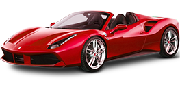 Rent Ferrari 488 Spider Dubai