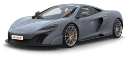 Rent McLaren 675LT in Europe