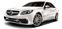 Rent Mercedes E 63 S AMG in Europe