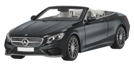 Rent Mercedes S Class Convertible in Europe