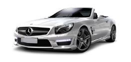 Rent Mercedes SL 63 AMG in Europe