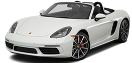 Rent Porsche Boxster in Europe