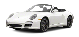 Rent Porsche 911 Carrera S Cabrio in Europe