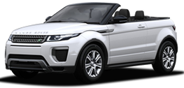 Rent Range Rover Evoque Convertible