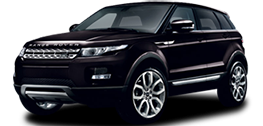 Rent Range Rover Evoque Munich