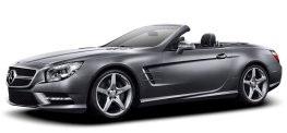 Rent Mercedes SL Geneva