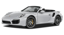 Rent a Porsche 911 Turbo Convertible in Europe