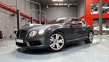 Rent Bentley Sharjah