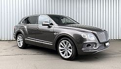Rent Bentley Zurich