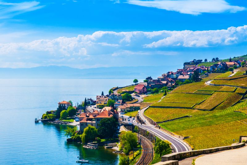 Lake Geneva Classic Car Rental